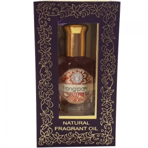 SOI Frangipani Roll-On Perfume Oil 10ml
