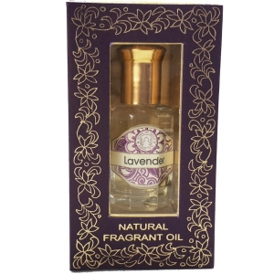 SOI Lavender Roll-On Perfume Oil 10ml