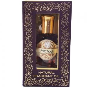 SOI Patchouli Roll-On Perfume Oil 10ml