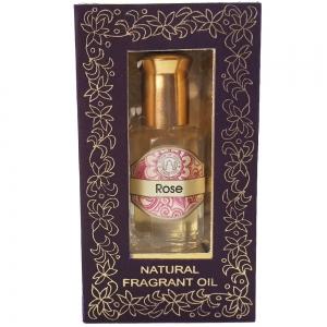 SOI Rose Roll-On Perfume Oil 10ml