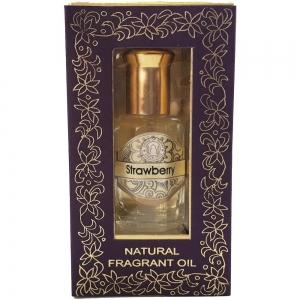 SOI Strawberry Roll-On Perfume Oil 10ml