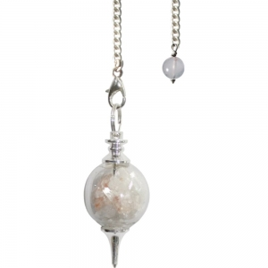 PENDULUM - Cleansing Glass Sphere