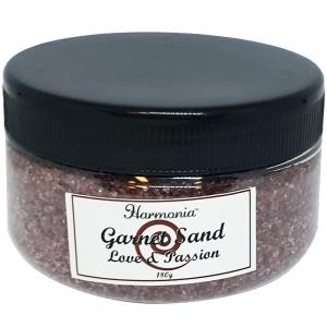 CRYSTAL SAND - Garnet 180gms