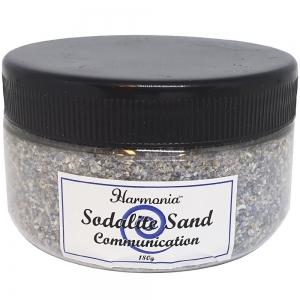 Sodalite Crystal Sand in Jar 180 GMS