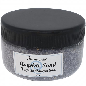 CRYSTAL SAND - Angelite 180gms