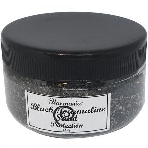 CRYSTAL SAND - Black Tourmaline 180gms