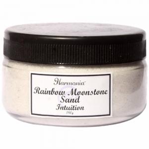 CRYSTAL SAND - Rainbow Moonstone 180gms