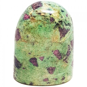 FREE SHAPES - RUBY ZOISITE 100GMS (PRICE PER 100GMS)