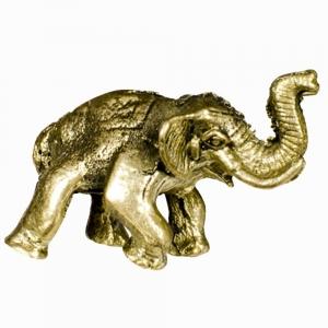 BRASS STATUE - Elephant Mini