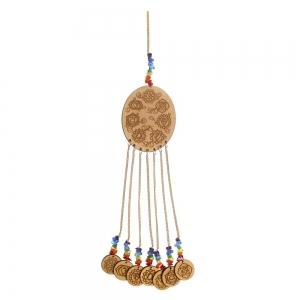 Chakra Wooden Hanging Charm