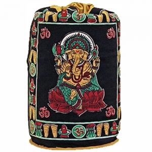 Ganesha Cotton Backpack