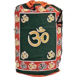 Om Cotton Backpack