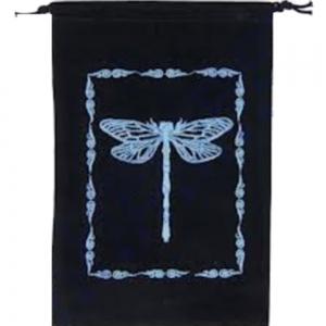 Dragonfly Velvet Bags