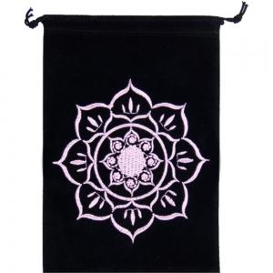 Lotus Velvet Bags