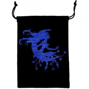 Moon fairy Velvet Bags