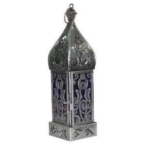 Goddess Silver Metal Lantern