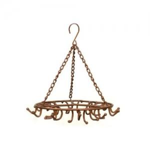Round Metal Hanging Display