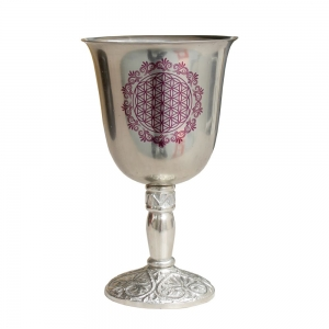 Flower of Life Chalice