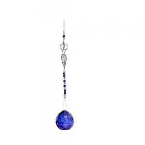 Goddess Glass Crystal Hanging
