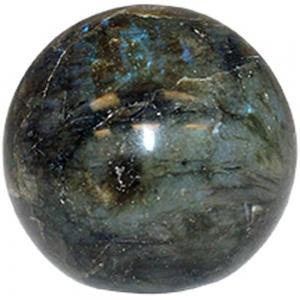 Labradorite Sphere 40mm