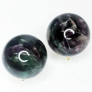 Fluorite Sphere 8-12cm per 100gms