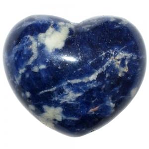 HEART - Sodalite  45mm