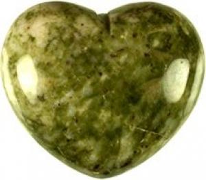HEART - Epidot  45mm
