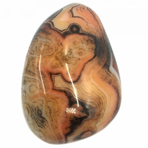 FREE SHAPES - BANDED AGATE 100gms (PRICE PER 100GM)