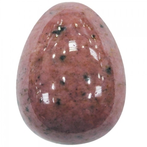 Rhodonite Egg 35x48mm