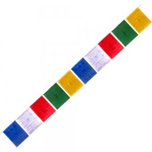 PRAYER FLAG - Tibetan Cotton 485cm