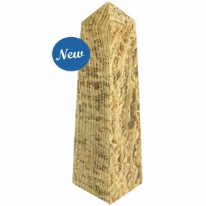 OBELISK - ARAGONITE 18cm