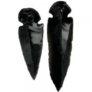 ARROW HEAD - BLACK OBSIDIAN 3.8cm