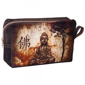 BOX KIT BAG - Buddha Print