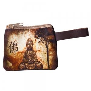 COIN POUCH - Buddha Print