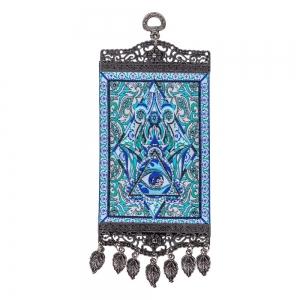 Hamsa Hand Carpet Hanging
