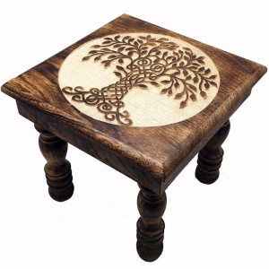 ALTAR TABLE - Tree of Life 30x28x30cm