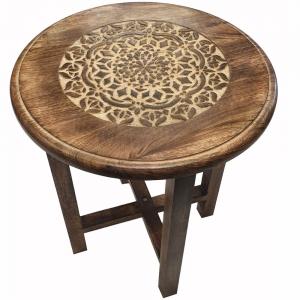 ALTAR TABLE - Mandala 40x45x40cm