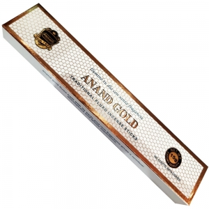 Anand 15gms - Gold Incense