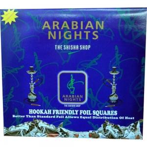 Arabian Nights Hookah Foil
