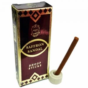 Anand - Safrron Sandal Dhoop 15 Sticks