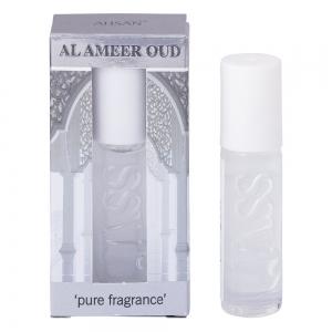 AHSAN Roll-On Perfume - Al Ameer Oud 6ml