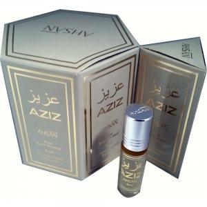 AHSAN Roll-On Perfume - Aziz 6ml