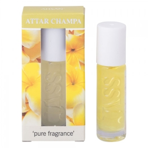 AHSAN Roll-On Perfume - Attar Champa 6ml