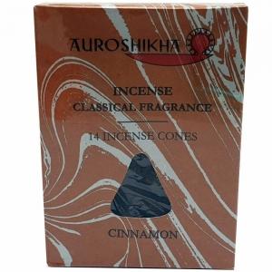 Auroshikha Cones - Cinnamon 14 Cones