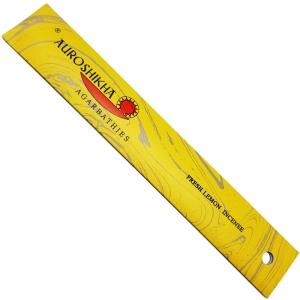 Auroshikha Incense - Fresh Lemon 10gms