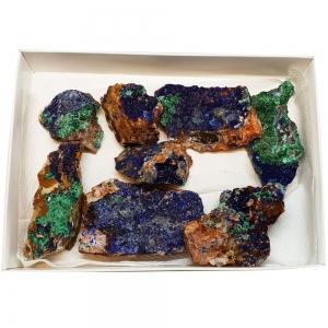 Azurite Rough Stones 500gms
