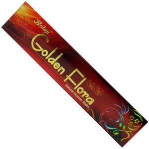 BALAJI INCENSE - Golden Flora 15gms