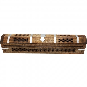BOX INCENSE HOLDER - Antique Style