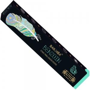BANJARA 15gms - Benzoin Incense