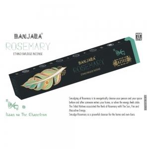 BANJARA 15gms - Rosemary Incense
